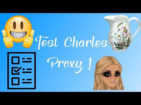 JE TESTE CHARLES PROXY EN 2019  (version 4.2.8)