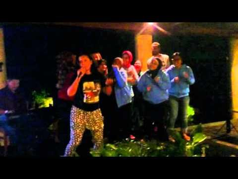 Karaoke Competition Group 1 - Retreat 2015 @Novus Giri