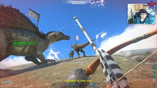 I CAN'T BELIEVE THIS! - Ark Survival Of The Fittest #5 - Ark Hunger Games