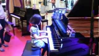 Incredible Performance During Yamaha Music India Piano Fair-2013