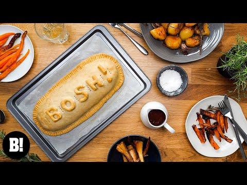 BIG BOSH! ROAST - Mushroom Wellington | BOSH! | VEGAN