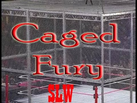 SLW Caged Fury PPV Live CAW Show | 4 Championship Matches