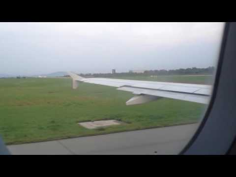 S7 AirLines Airbus A320 Landing In Vladivostok International Airport VVO