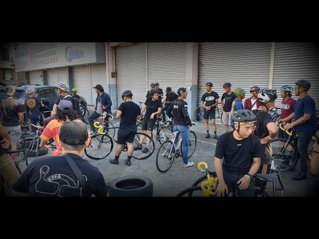 Malaysia Fixed Gear Gathering 2019