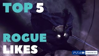 New Top 5 PS4 Rogue Likes