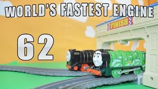 The Great Race World's FASTEST Engine 62: Thomas And Friends