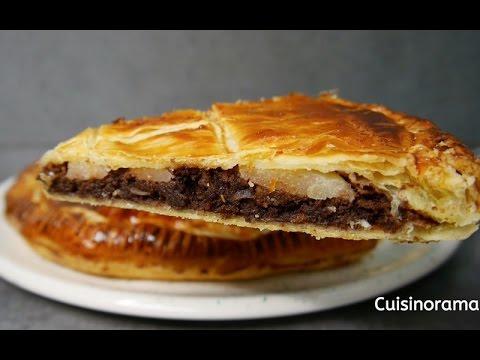 galette-des-rois-poire-chocolat-frangipane