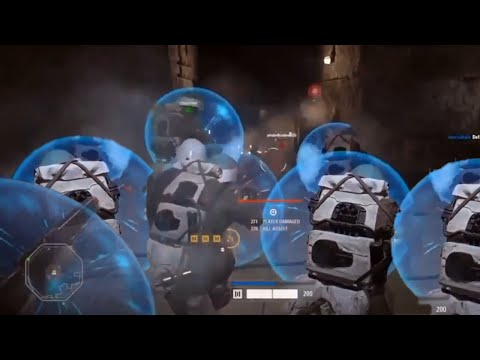 Star Wars Battlefront 2 Funny Moments 😂 #100 - For The Republic! thumbnail