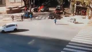 Así fue atacado Juan Pablo Roldan, el oficial de la Policía Federal asesi