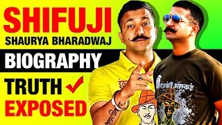 Grandmaster Shifuji Shaurya Bharadwaj (शिफूजी) Biography in Hindi | Freelance Trainer | Fraud ?