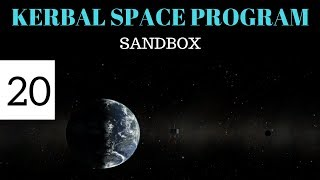 Kerbal Space Program Sandbox (20): Syncom 1 and return of Voskhod 2