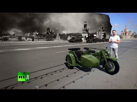 Technology Update 75: Russian motorbikes put to the test in Barcelona race