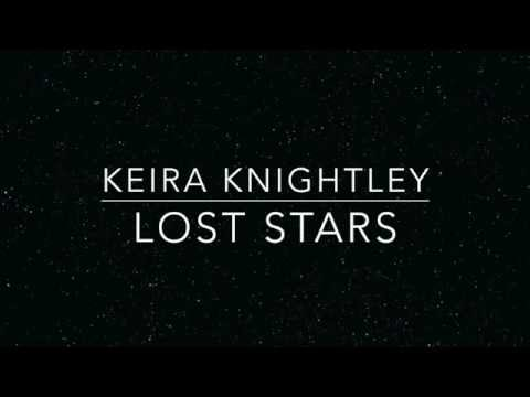 Keira Knightley - Lost Stars (lyrics)