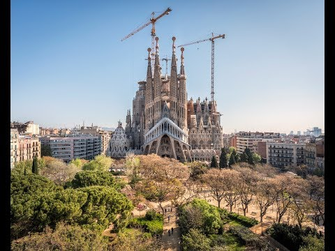 Sagrada Família: compte enrere