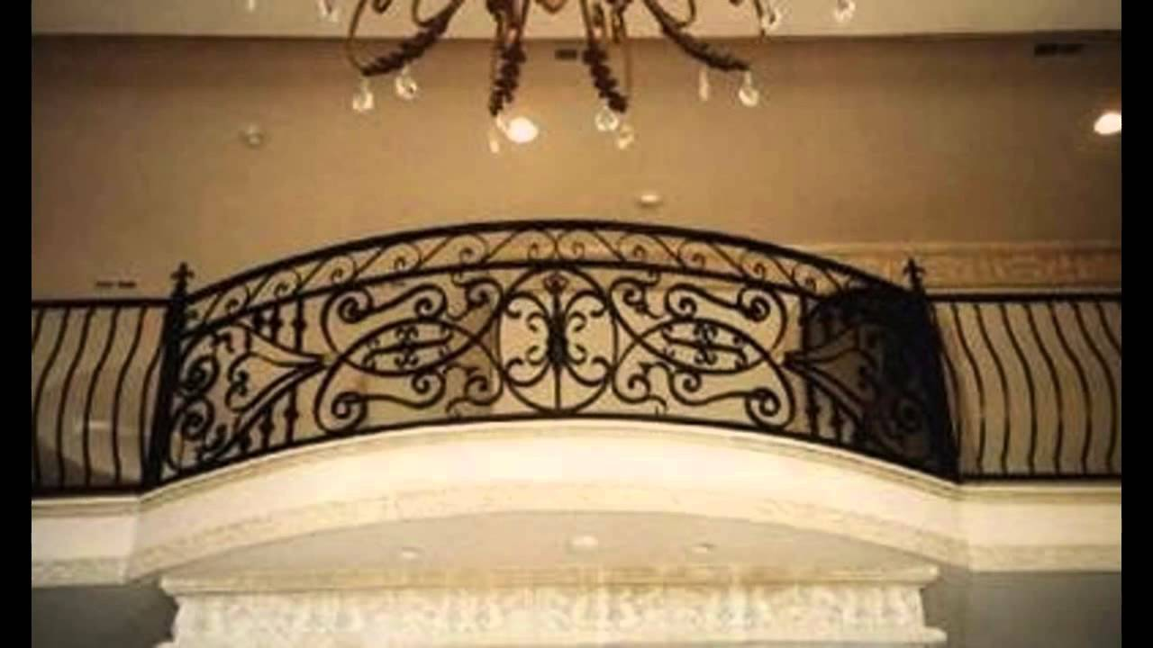 Garden ideas balcony fence ideas youtube for Balcony designs pictures sri lanka