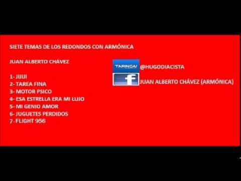 SIETE TEMAS CON ARMÓNICA DE LOS REDONDOS (JUAN CHÁVEZ)