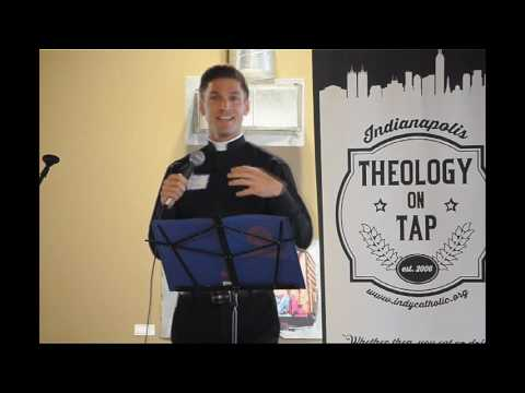IndyCatholic Theology on Tap with Fr. Chase Hilgenbrinck