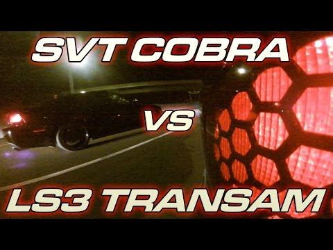 LS3 Pontiac WS6 vs Bolt on '04 Cobra