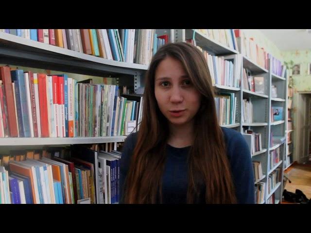 Изображение предпросмотра прочтения – АнгелинаПопова читает произведение «Незнакомка» А.А.Блока