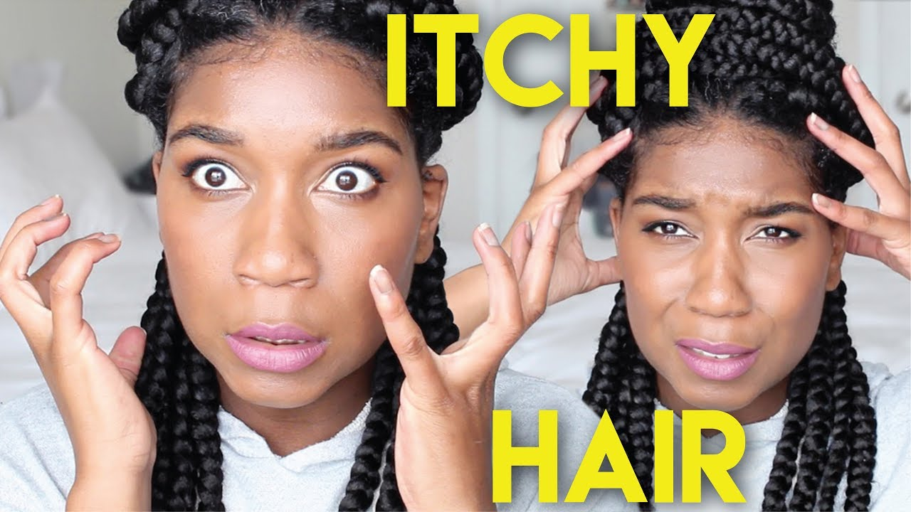 Get Rid Of Itchy Synthetic Hair W Quick Vinegar Rinse