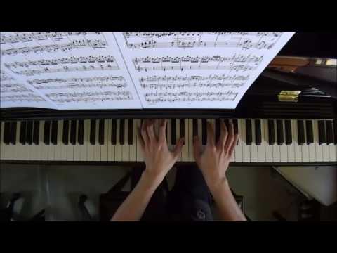 ABRSM Piano 2017-2018 Grade 7 A:2 A2 Haydn Presto Sonata in F Movt 3 Hob.XVI.23 by Alan