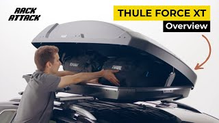 Thule Force Xt Series Of Roof Top Cargo Boxes Overview And Key Features