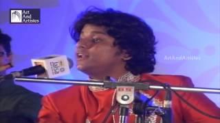 Kisi Nazar Ko Tera - Ranjeet Rajwada LIVE Performance| Taal : Keherwa - Idea Jalsa, Indore