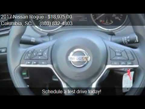 2017 Nissan Rogue S for sale in Columbia, SC 29212 at LOVE C