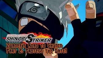 Naruto to Boruto: Shinobi Striker | Zwanee's Road to Chunin | Part 2: Protect the Gate!