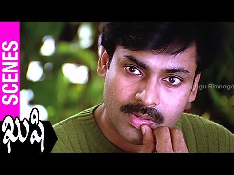 Pawan Kalyan Staring at Bhumika's Navel | Kushi Movie | Ali | SJ Surya | Mani Sharma
