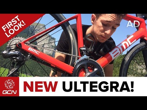 NEW Shimano Ultegra Groupset – GCN's First Look At The Tech - YouTube