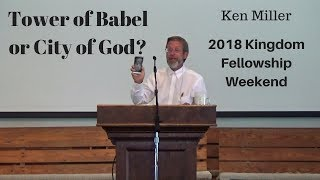 Tower of Babel or City of God? | KFW 2018