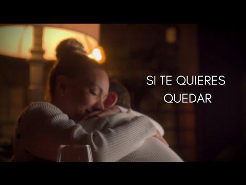 Erika Ender - Si Te Quieres Quedar (Official Video)