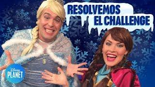 ¡Nos visitan Anna y Elsa! | Disney Planet News #109