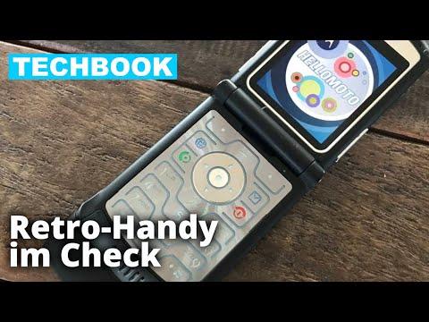 Motorola RAZR V3 (2004): Retro-Handy auf Ebay besorgt   TECHBOOK