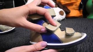 видео Как подобрать ортопедическую обувь для ребенка