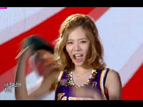 HOT Girls Generation  I Got A boy, 소녀시대  아이 갓 어 보이, Incheon Korean Music Wave 20130918