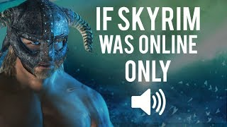 If Skyrim Was Entirely Online | IRGP thumbnail