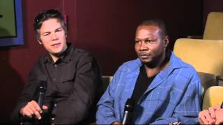 The Iran Job - Til Schauder and Kevin Sheppard on BYOD at Los Angeles Film Festival 2012