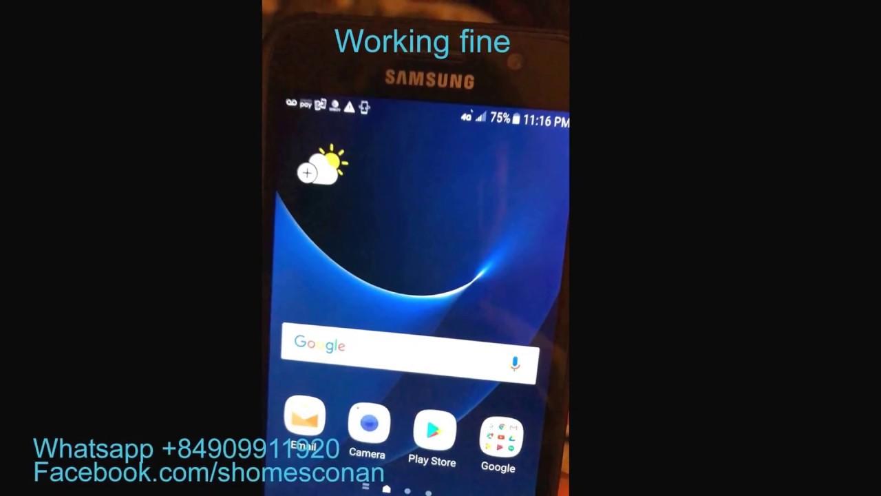 Unlocking - FRP Google/Samsung account removal - Combination