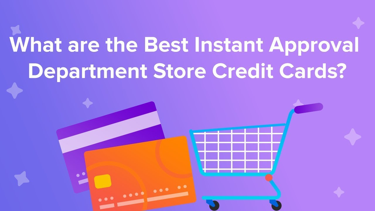 Apply Walmart Credit Card Instant Approval >> 15 Instant Approval Credit Cards Best Of 2020