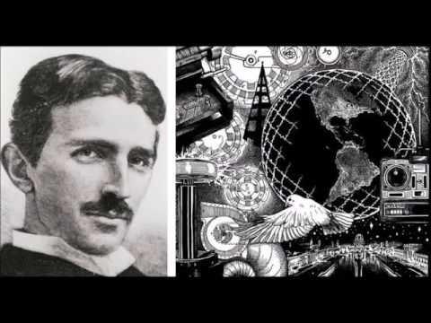 Nikola Tesla Time Travel Experiments