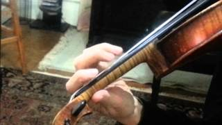 SIMPLE GIFTS ~ Violin Play by Ear Lessons in NYC