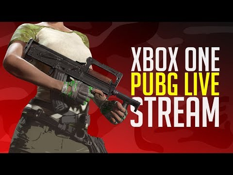PUBG Xbox One LIVE With New PTS Update