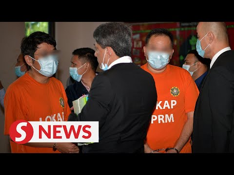 Two company directors in Kuching remanded over RM800mil road project