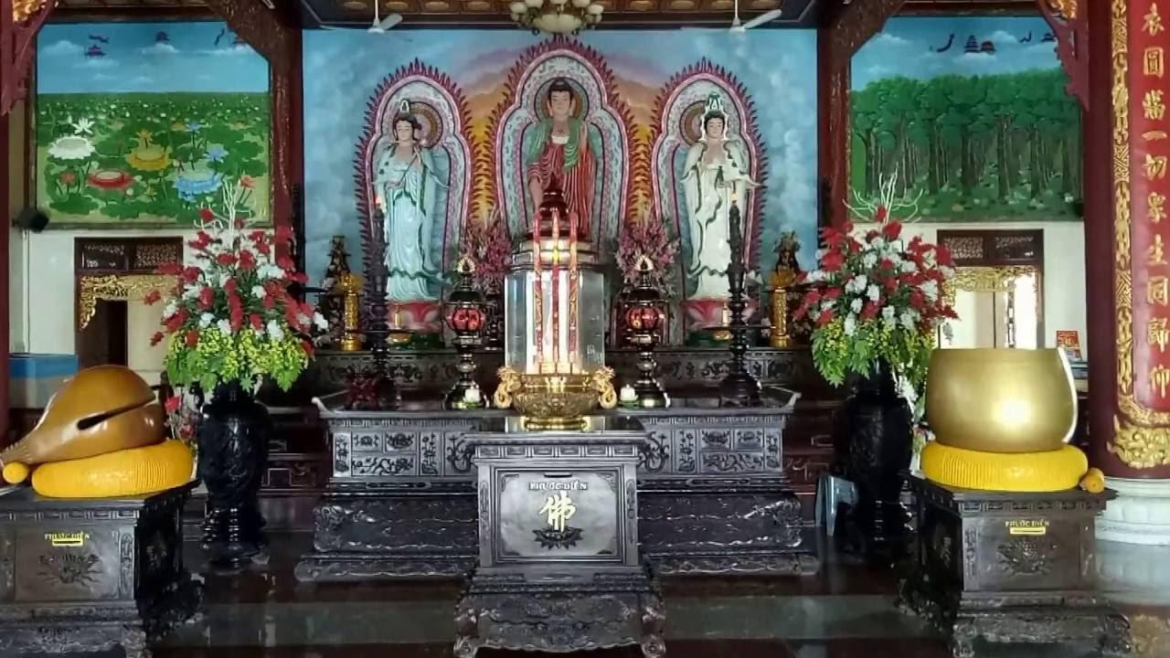 Chùa Bún Riêu (Ni viện Phước Hải) – Long Thành, Đồng Nai. (có phụ đề)