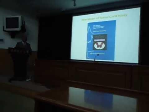 Hari Sharma's Talk at Capital medical University Neuroscience program, Beijing Pt.1, June 06, 2013