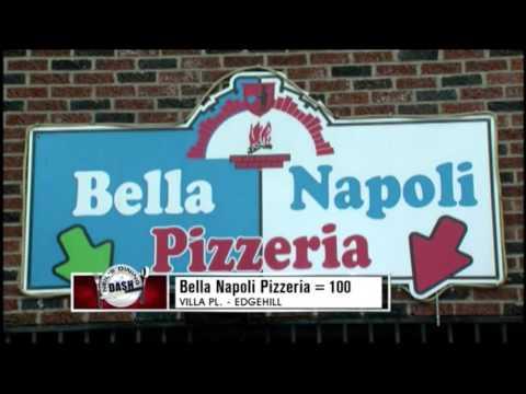 Pizza Nashville TN - Bella Napoli receives 100% Health Score