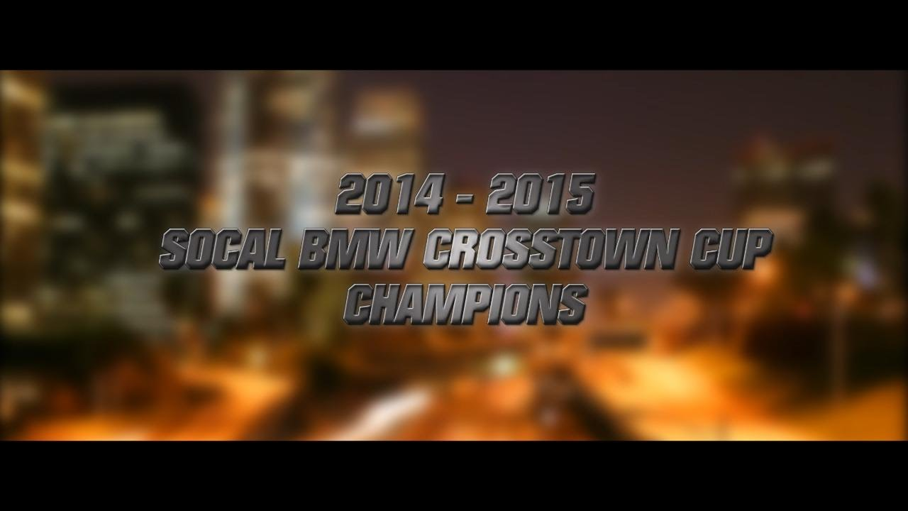 2017 Socal Bmw Crosstown Cup Champions