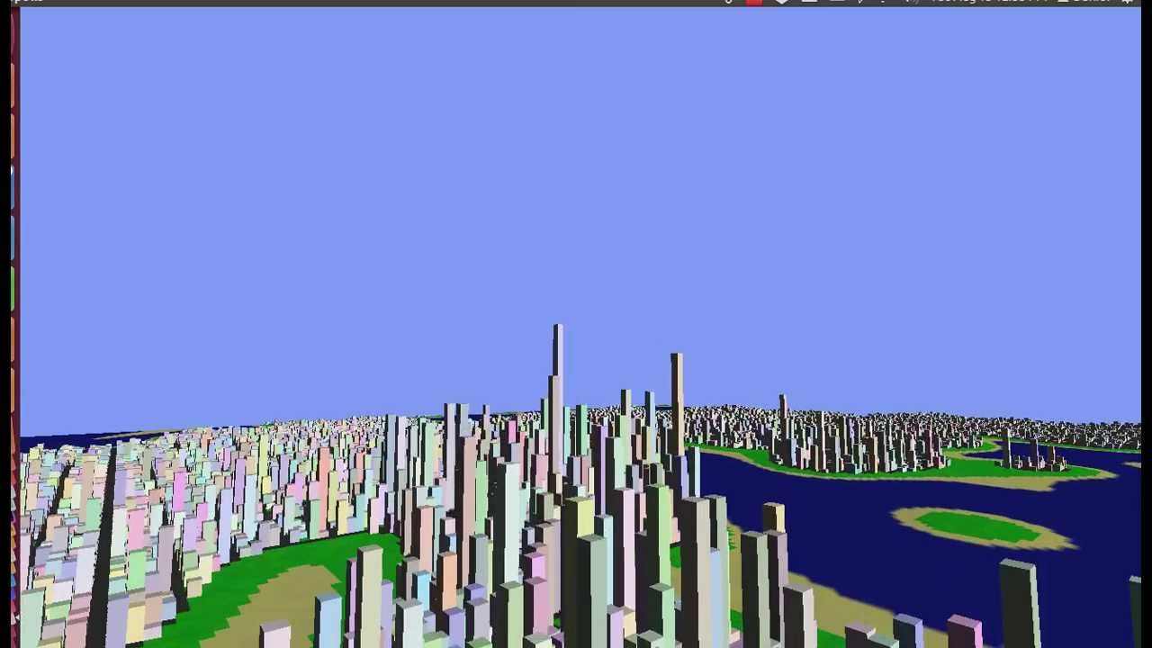 Sfml City Building Game